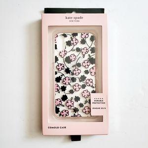 NWT Kate Spade Iphone XS/ X Case